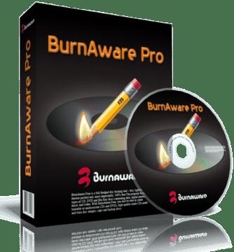 BurnAware Professional 10.4 Crack