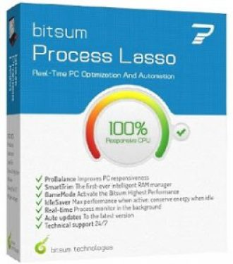 Process Lasso Pro 2018 Crack