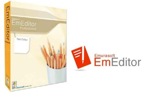 Emurasoft EmEditor Professional 17.0.1