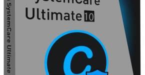 Advanced SystemCare Pro 10