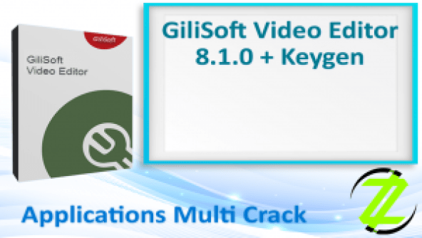 GiliSoft 2018 Video Editor 8.0.0 Serial Key & Crack Final Download