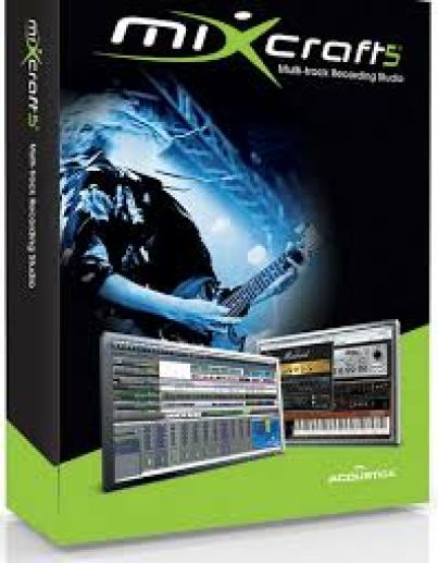 Mixcraft 9 Crack Pro Crack With Product Key Free Download