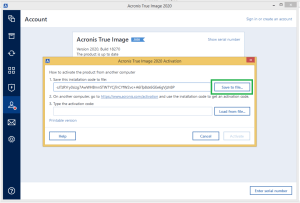 Acronis True Image Crack + Product Key Free Download