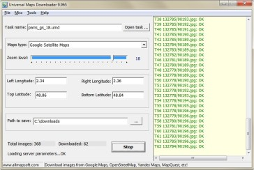 Universal Maps Downloader With Keygen Free Download