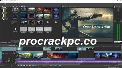 VEGAS Pro 18.0 Crack + Keygen Full Download Latest Version