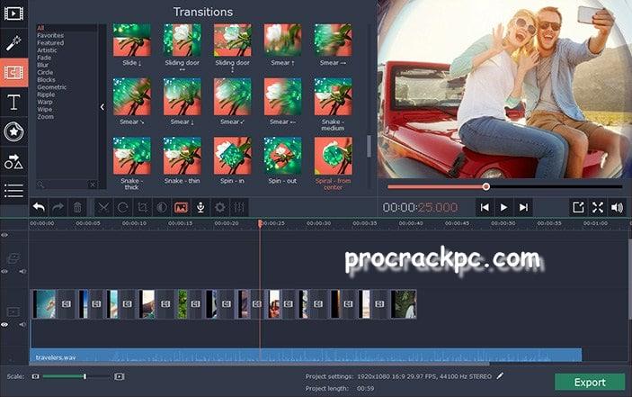 Movavi Video Editor Crack Torrent