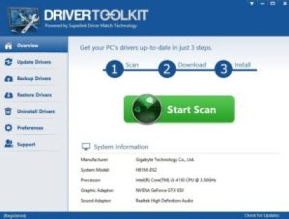 DriverToolkit License key free download