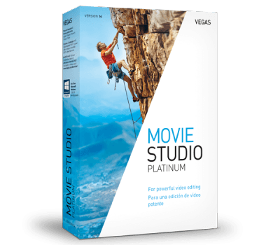 MAGIX VEGAS Movie Studio Platinum Crack With License Key