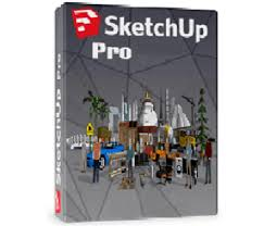 SketchUp Pro Crack With License Key Free Download