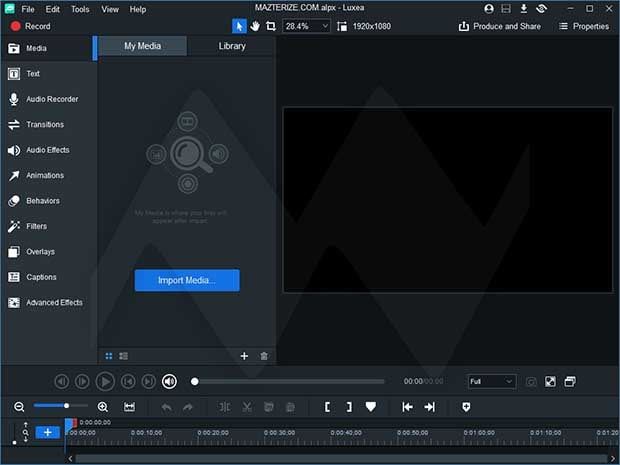 ACDSee Luxea Video Editor Crack + Activation Key Download
