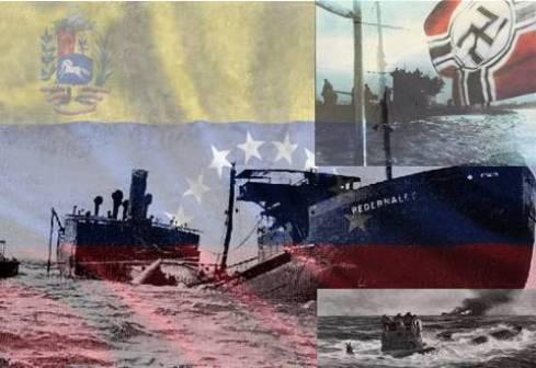 Venezuela en la segunda guerra mundial