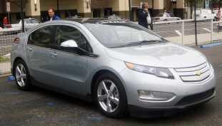 El Chevrolet Volt Premier