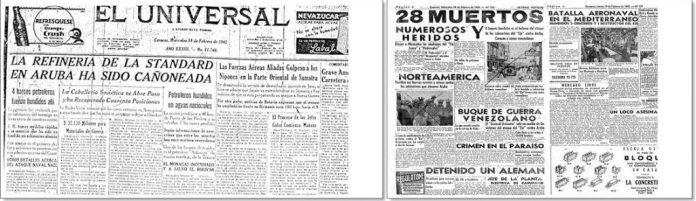 noticia venezolana sobre ataques nazis