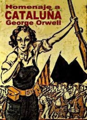 George Orwell vivio la Guerra civil españa