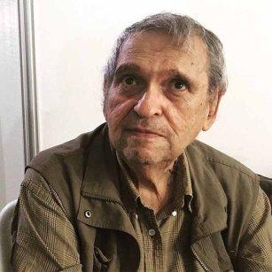 Escritor Venezolano. Rafael Cadenas