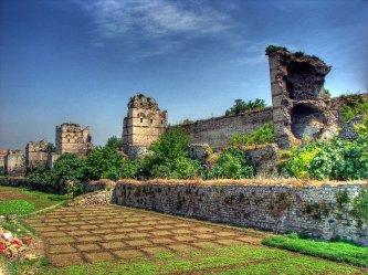 Restos de Constantinopla