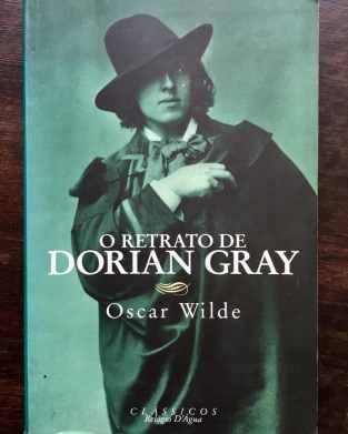 La única novela escrita por Wilde Retrato de Dorian Gray. libro.