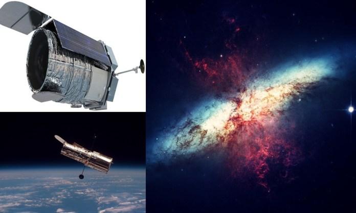 WFIRST: Un telescopio 100 veces más potente que el Hubble