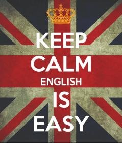 El ingles es fácil de aprender