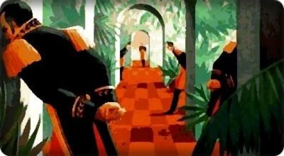 El General en su laberinto-Ilustracion alusiva