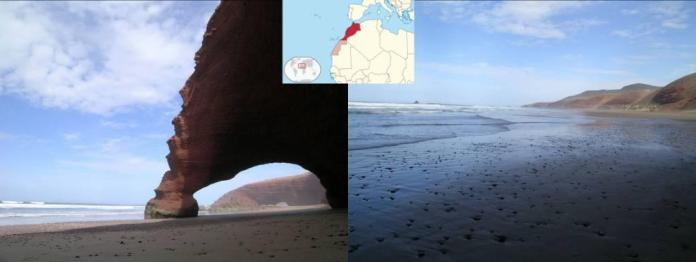 playa de legzira