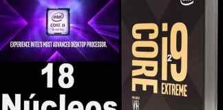 Itel core i9 procesador