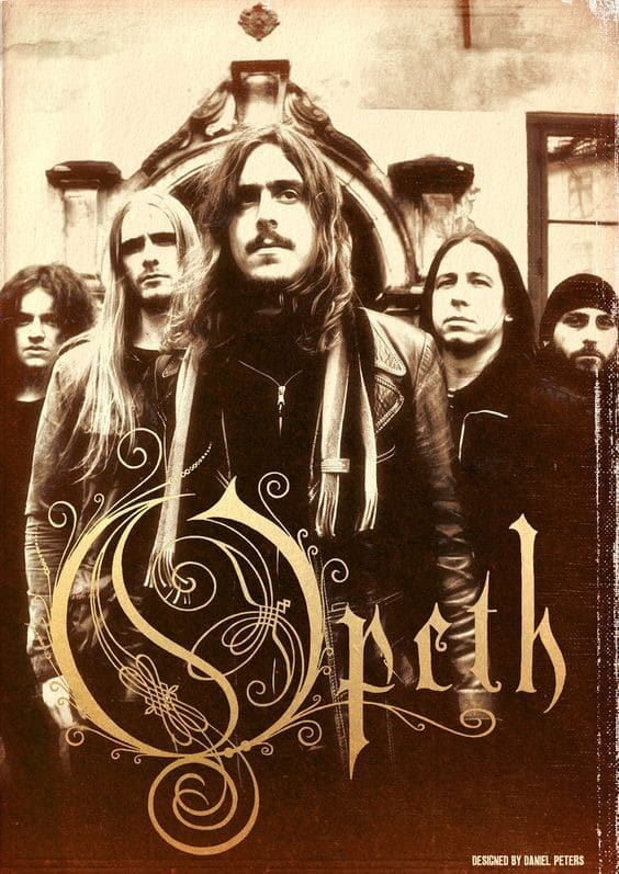 Banda de progresive metal opeth