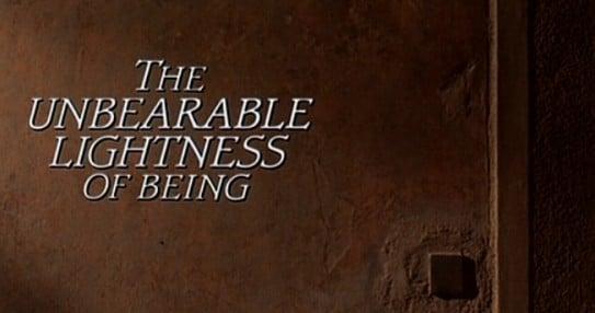 libro: la insoportable verdad del ser
