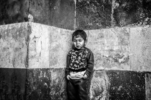 pobresa y niños