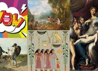 Como fue la evolucion del arte