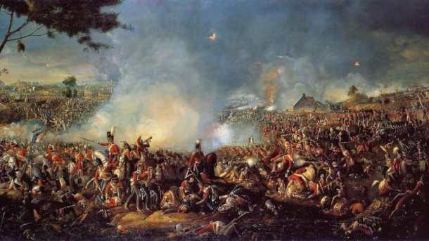 batalla napoleonica