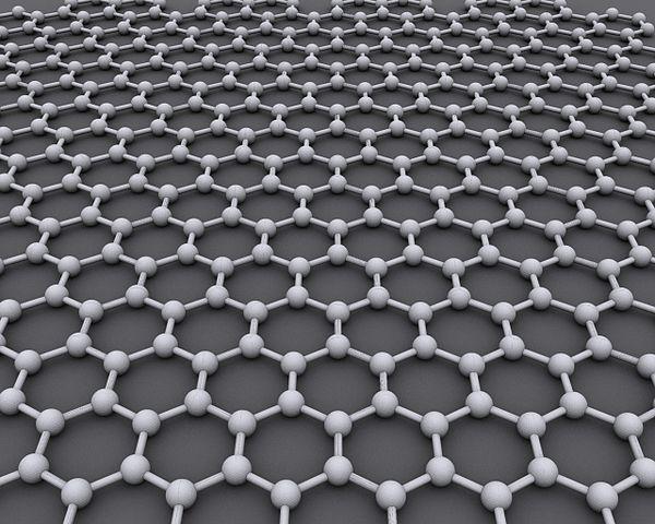 El grafeno tiene propiedades de extremada dureza