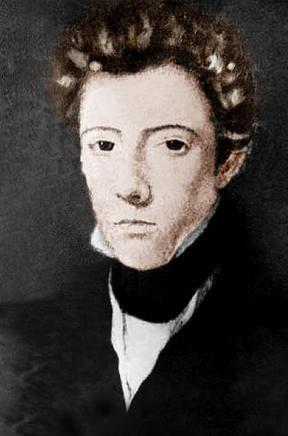 Retrato de James Barry.