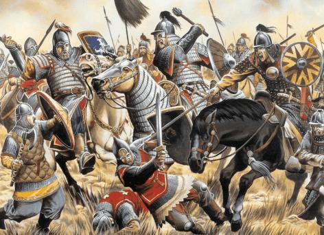 Guerra mongoles