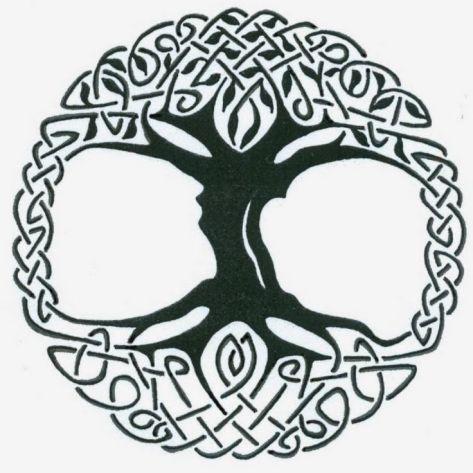 Árbol de la vida (Yggdrasil)