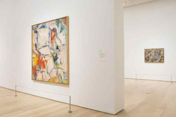 de kooning intercambio