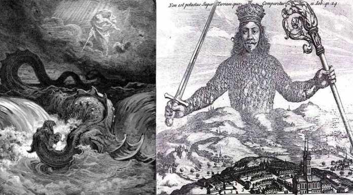 EL leviatan, teoria politica