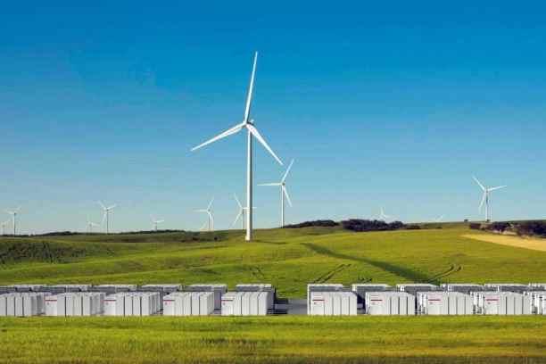 parque electrico tesla en australia