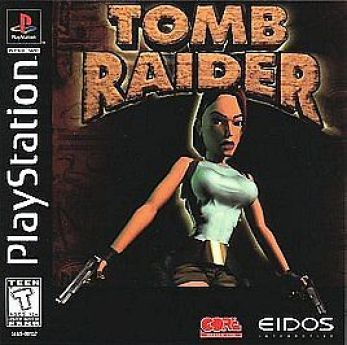 Tomb Raider PlayStation
