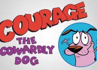 Coraje Cartoon network