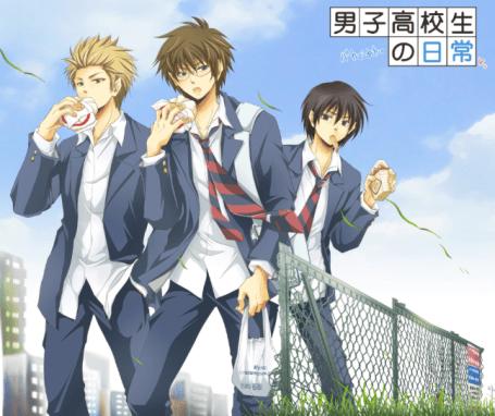 Anime risa Danshikoukousei