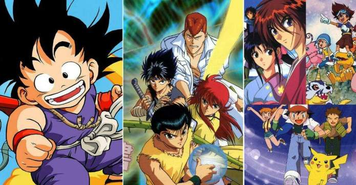 Animes 80-90 remakes