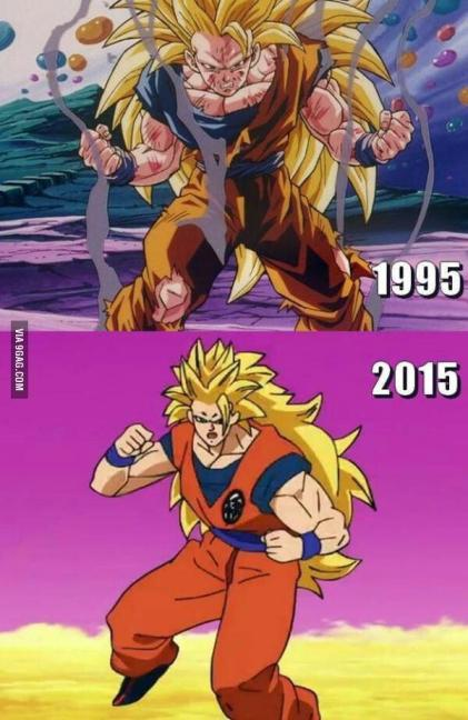 DBS vs DBZ remake