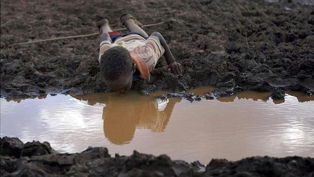 agua recurso en extinción