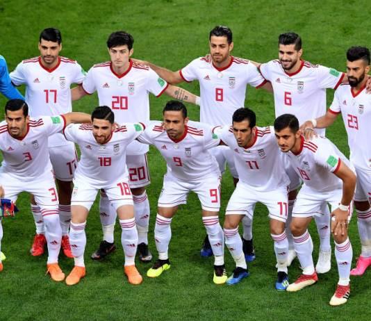 selección de iran