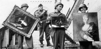 guerra y arte