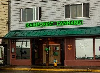 venta de cannabis en Usa