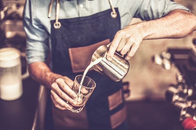 ¿Que debe hacer un barista?