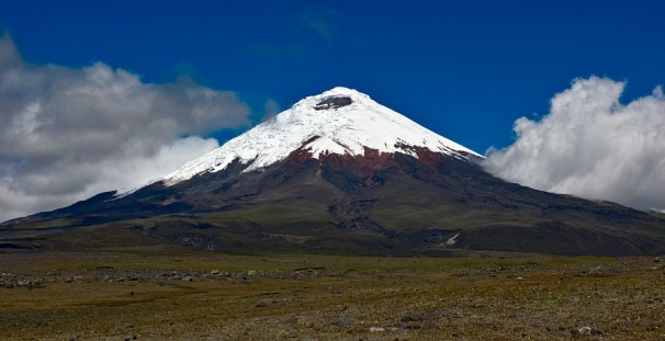 cotopaxi volcanes