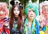 tribus japonesas